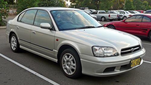 Manual De Despiece Subaru Legacy 1998-2004
