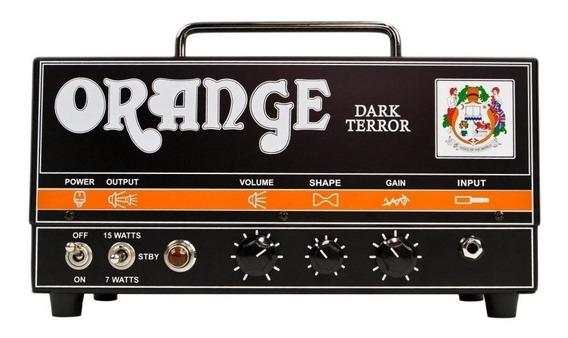 Cabeçote Valvulado Orange Dark Terror 15 Original