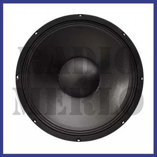 Parlante 15 Woofer 300w Audiosonic 8 Ohm Bobina 2 Wh1528