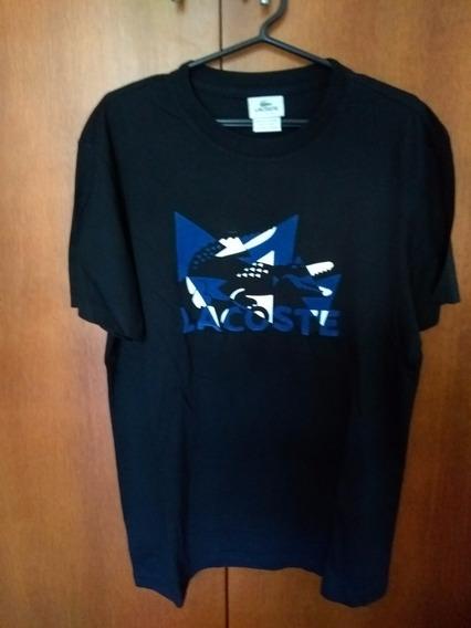 Camiseta Lacoste Casual Sport