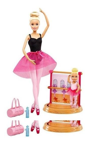 Barbie - Conjunto De Esportes - Professora De Ballet
