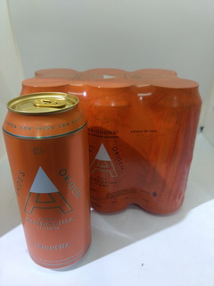 Cerveza Andes Trigueña Lata 473cc Pack X 24
