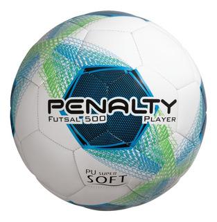 Pelota Fútsal N°4 Penalty Player Medio Pique