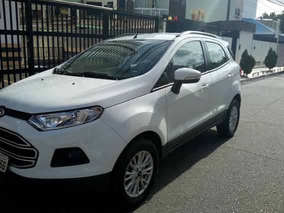 Ford Ecosport 1.6 16v Se Flex 5p