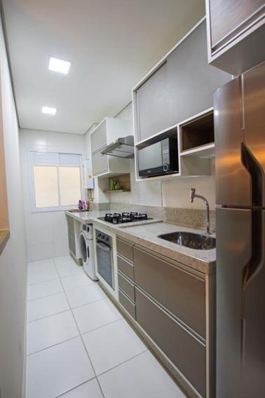 Apartamento Com 2 Dormitórios À Venda, 64 M² Por R$ 220.000,00 - Morumbi - Piracicaba/sp - Ap2514