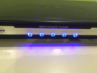 Reproductor Dvd Suzuki Dvs-3000-sin Sonido C/control