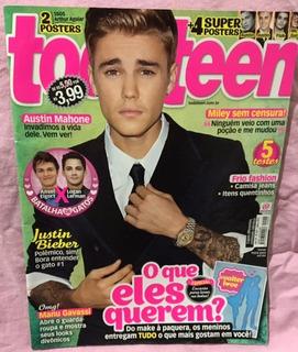 Coleção De Pôsteres Do Justin Bieber