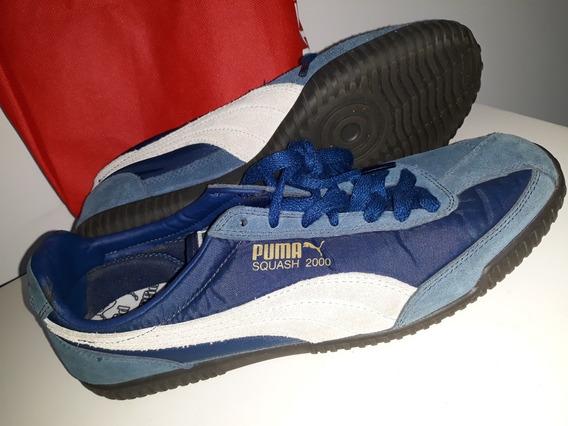 Tenis Puma Squash 2000 Retro Numero 39 27cm