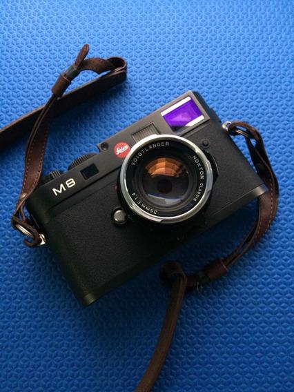 Leica M8 + Lente Voigtlander