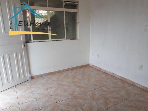 Eli House Imóveis - Casa Para Locação - Vila Bocaina, Ribeirão Pires - 70m² - 02 Dormitórios - Creci 26326-j - Ca00073 - 32769862