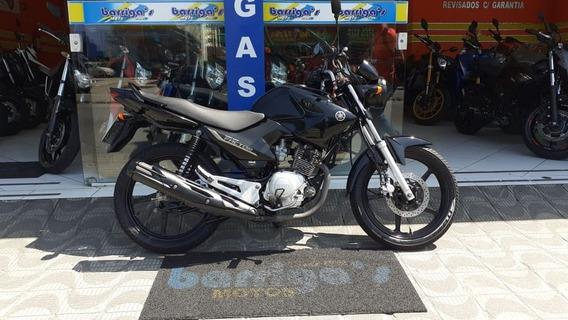 Yamaha Ybr 125 Factor 2013 Preta