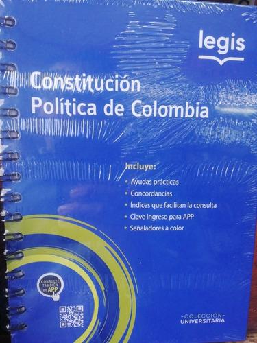 Imagen 1 de 1 de Constitución Política De Colombia Universitaria