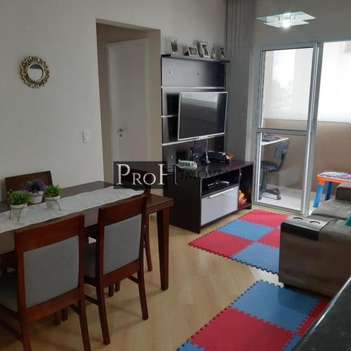Imagem 1 de 15 de Apartamento Para Venda Em São Bernardo Do Campo, Centro, 2 Dormitórios, 1 Banheiro, 1 Vaga - Lifetais