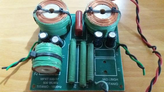 Divisor De Frequencia 3 Vias 500 W