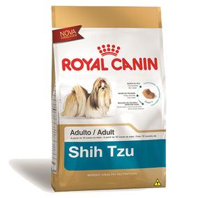 Ração Royal Canin Shitzu Adult.24 7,5 Kg