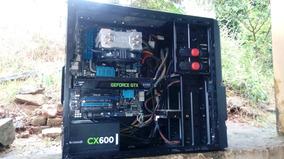 Pc Gamer Fx 8120 4ghz 8gb Ram Gtx 680 Faço Desconto À Vista