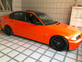 Bmw 323 Ia 2.5 6cc Aut Tiptronic Laranja 325 320 330 Turbo