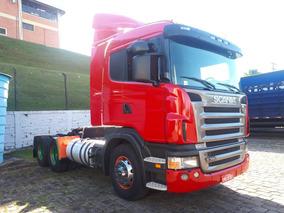 Scania G380 A4x2 C/3 Eixo Ano 2009
