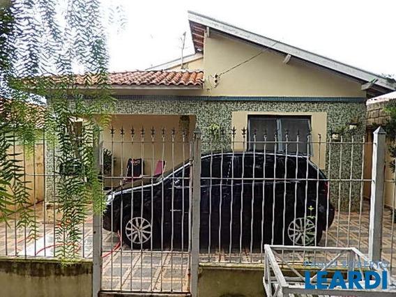 Casa De Vila - Jardim Planalto - Sp - 468286