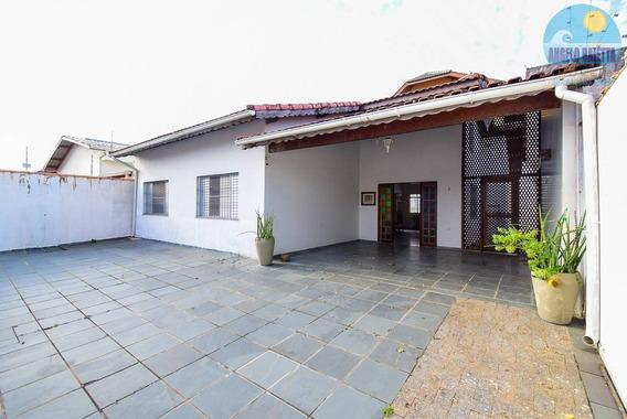 Casa No Bairro Jardim Beira Mar Em Peruíbe - 1815