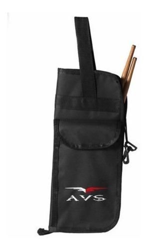 Imagem 1 de 4 de Capa Bag Para Baqueta Luxo Porta Baqueta Ch10 Avs Luxo