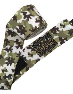 Bandagem Elástica 5m Muay Thai - Lolla (estampada)