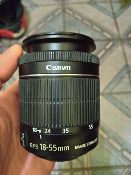 Lente Canon 18 55 Is Stm