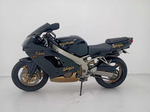 Kawasaki Ninja Zx 900r 2002 Preta Raridade 800km
