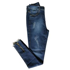df14692f5 Linda Calca Jeans Chopper Jeans - Calças Jeans Feminino no Mercado ...