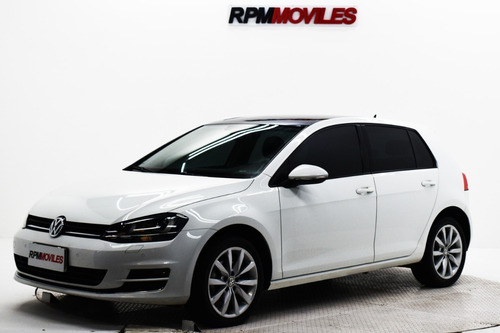 Volkswagen Golf 1.4t Highline Dsg 2017 Rpm Moviles