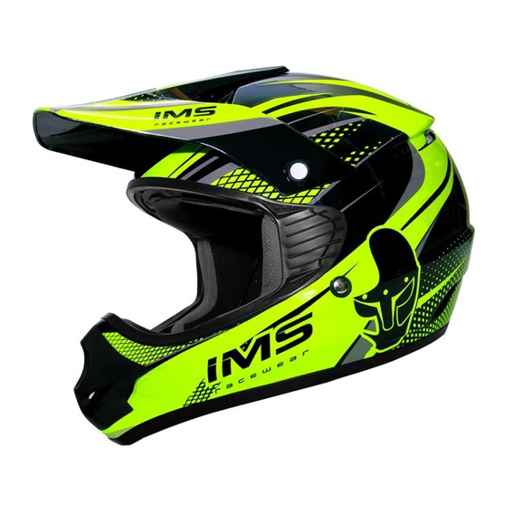 Capacete Ims Start Fluor