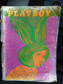 Revista Playboy Americana Dezembro 1967 Com Poster Raridade