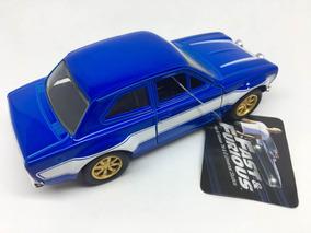 Miniatura Ford Escort 1974 Velozes E Furiosos
