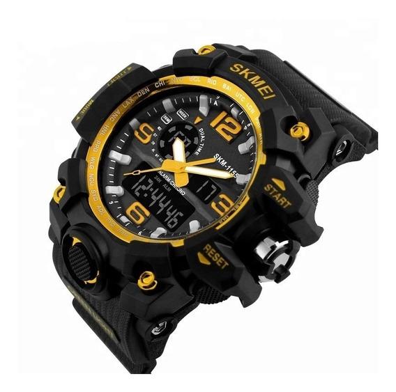 Relógio Masculino Esportivo Original Skmei 1155 Prova D
