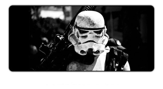 Mousepad Gamer   Stars Wars Stormtrooper   Speed   Grande
