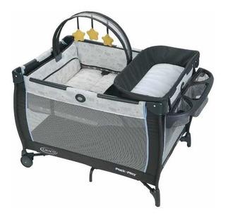 Corral Para Bebé Graco Cuna Viajera Y Cambiador
