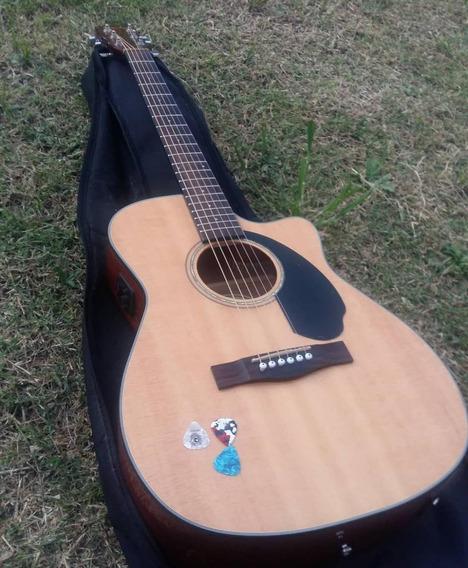 Guitarra Electroacustica Fender Cc60