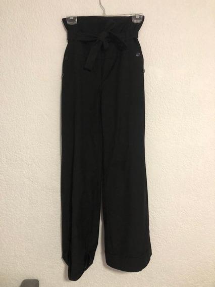 Pantalón De Vestir, Mng Suit, Mex-3 Negro