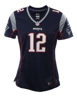 Jersey Patriotas New England Patriots Tom Brady Pats Nike