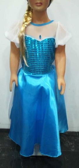 Disfraz Princesa Anna Elsa Blancanieves Bella