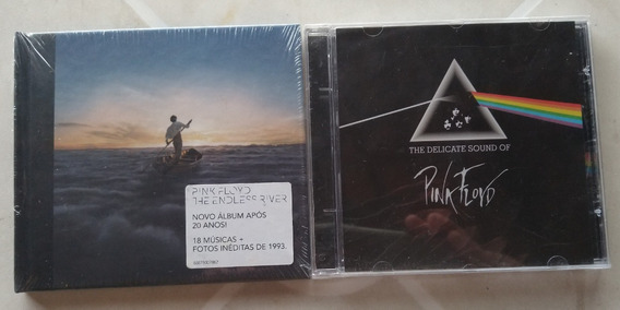 Cd Pink Floyd - The Delicate Sound Of - The Endless River