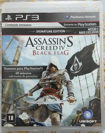 Jogo Ps3 Assassins Creed Iv - Black Flag