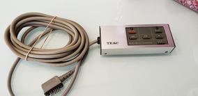 Teac Controle Remoto Rc-70 - Ñ Marantz Akai Revox Pioneer