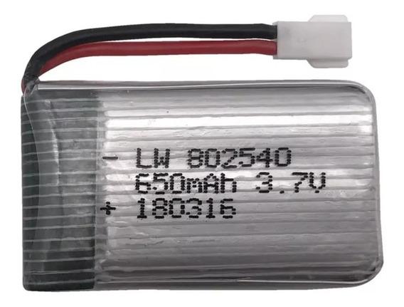 Bateria Syma X5c 650mah 3.7v 25c X5c-1 Drone Quadricoptero
