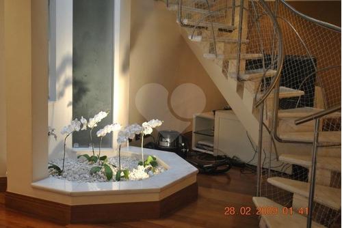 Casa Impecável Em Condomínio No Morumbi 450m² - 310-im318051