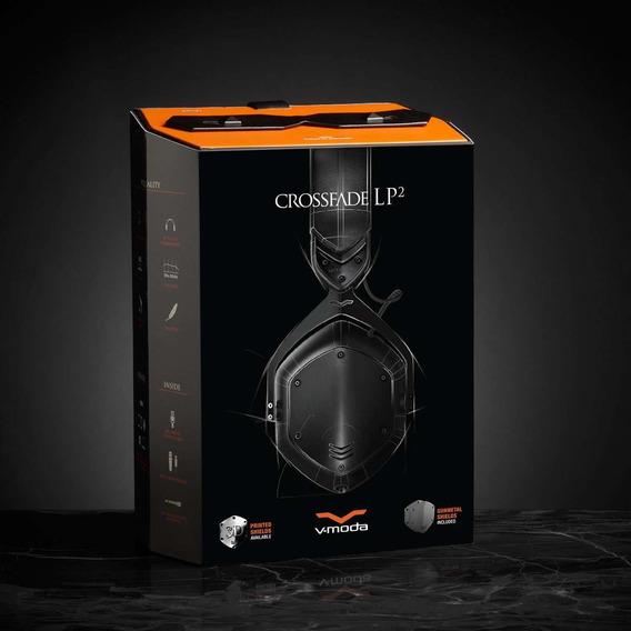 V-moda Crossfade Lp2 - Original - Novo - Lacrado Ds