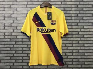 Camisa Barcelona Away Versão Jogador