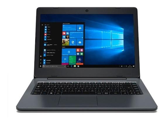 Notebook Positivo Intel Dual Core 4gb Hd 500gb Black Friday