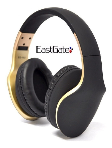Fone De Ouvido Com Fio P2 Stereo Eastgate Eg-102 Preto