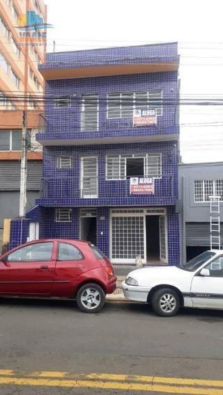 Sala Para Alugar, 75 M² Por R$ 1.000/mês - Jardim Do Trevo - Campinas/sp - Sa0036